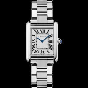 까르띠에  사각형 중고 시계