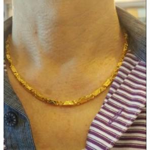 금 왕자님 (프린스) 목걸이   18.75g